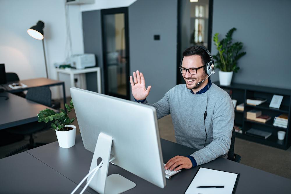Trabalho remoto do time de vendas: como manter a produtividade